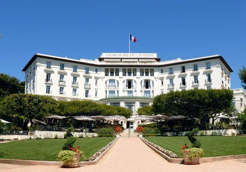 Курорт во Франции