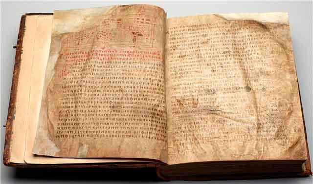 Древняя летопись - свидетельство минувших веков