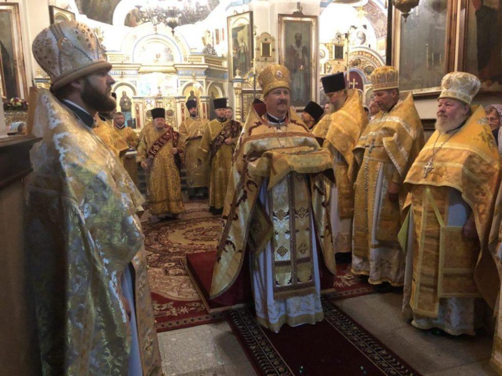 Духовенство Брестской епархии