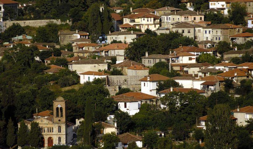 Город Лариса в Греции - фото