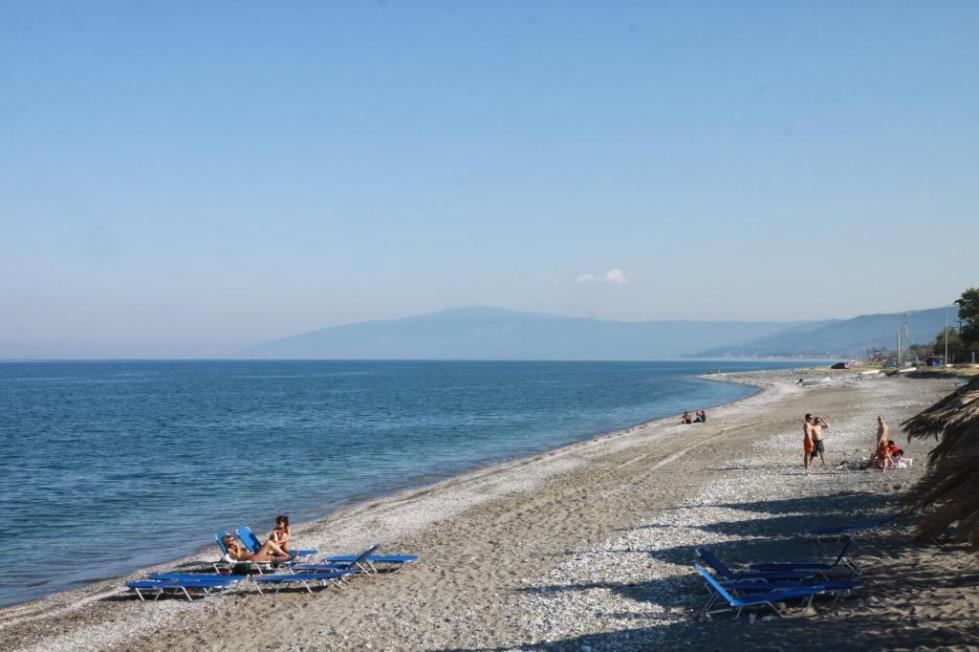 Лариса, Греция. Пляжи