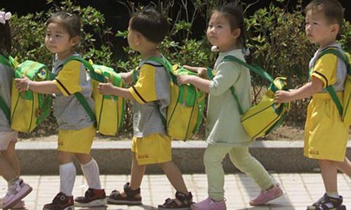 Детский сад в Южной Корее