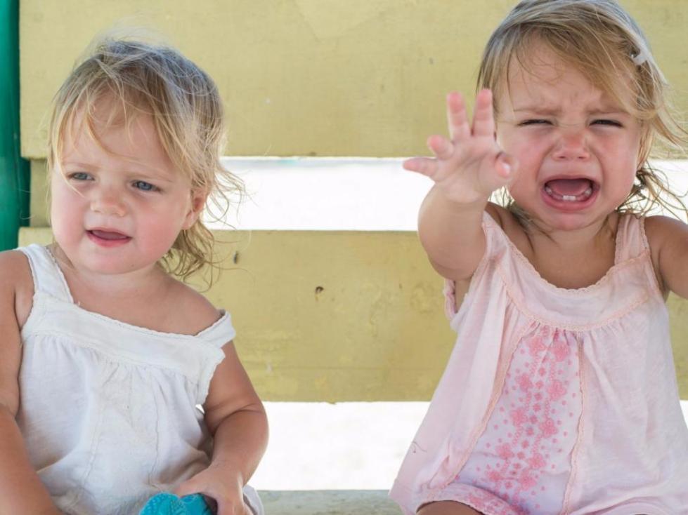 Поведение детей: возрастные нормы