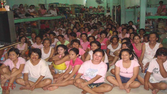 тюрьмы тайланда взгляд изнутри