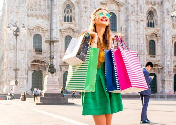 позитивный шопинг