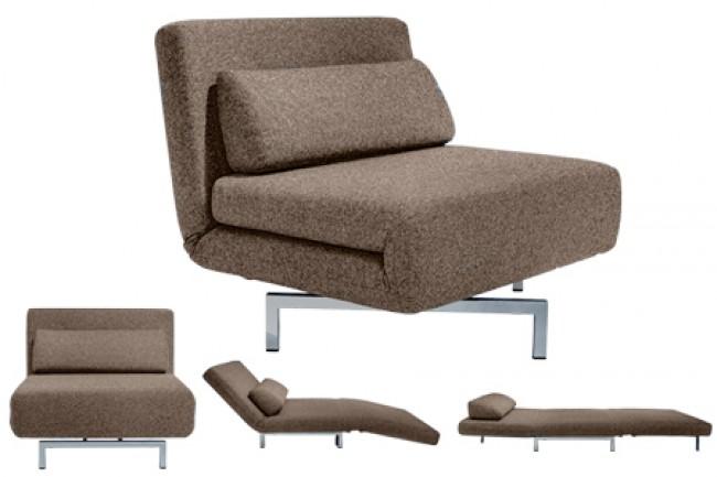 кресло кровать размеры