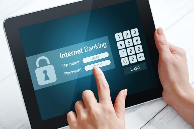 Банковское обслуживание через Интернет