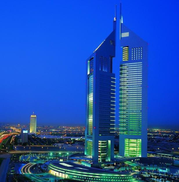 Отель jumeirah emirates towers dubai