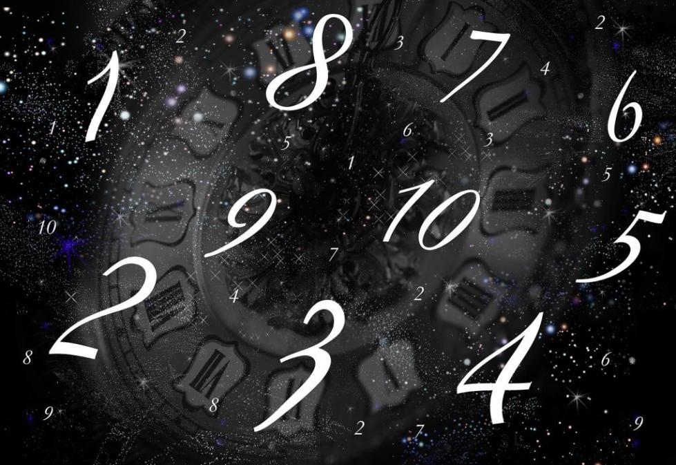 однозначные числа