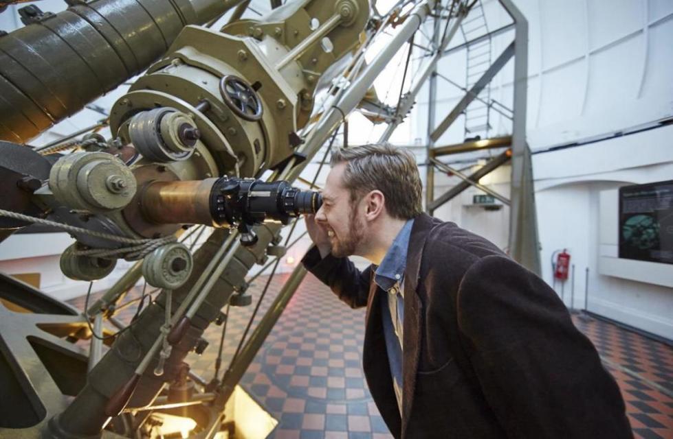 профессия астроном для детей