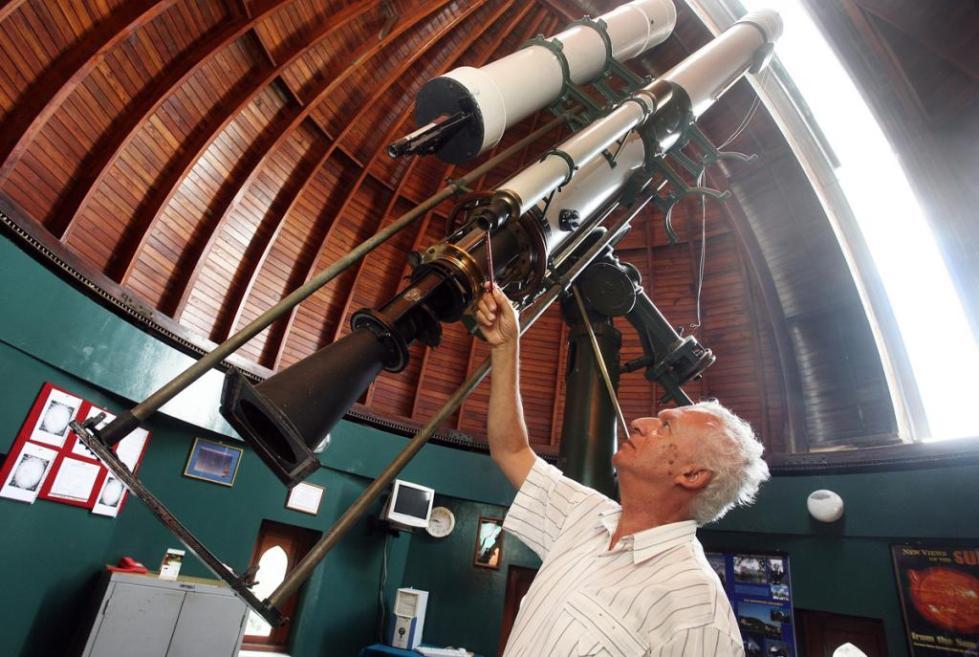 астроном описание профессии