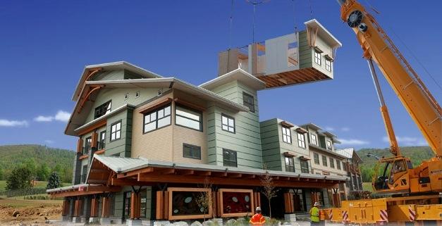 Модульное строительство домов цена