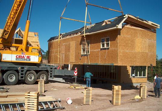 Проекты модульного строительства домов