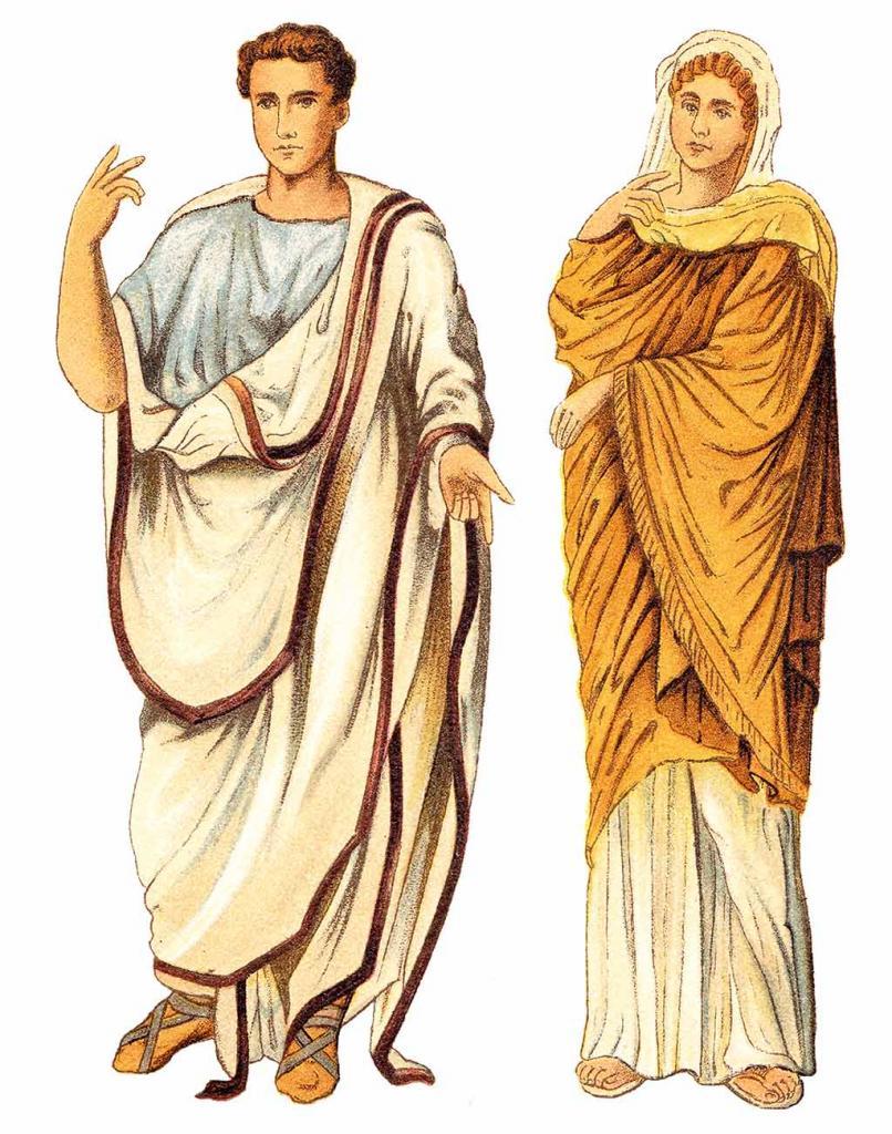 Свидетели - только римские граждане