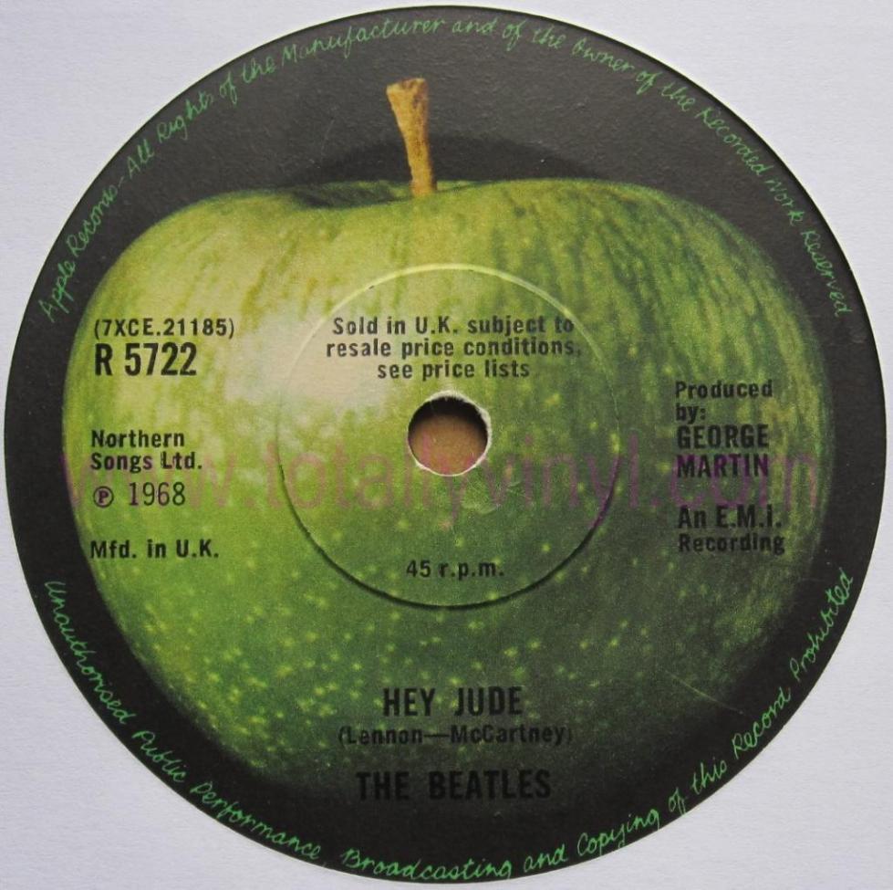 Пластинка The Beatles