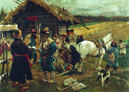 Община в Древней Руси