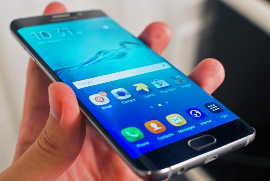 телефон самсунг с изогнутым экраном цена