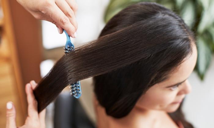 Защита волос при сушке