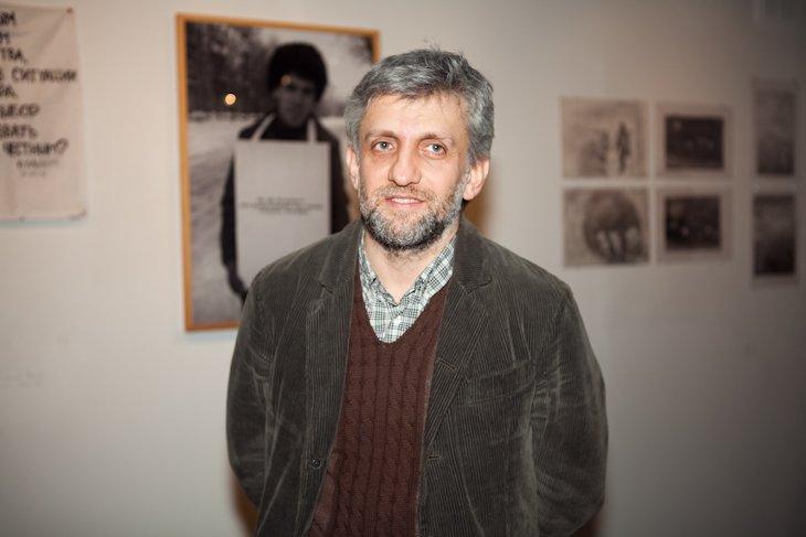 Евгений Митта. 1998 год.