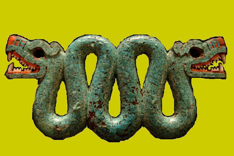 Символ мудрости змей
