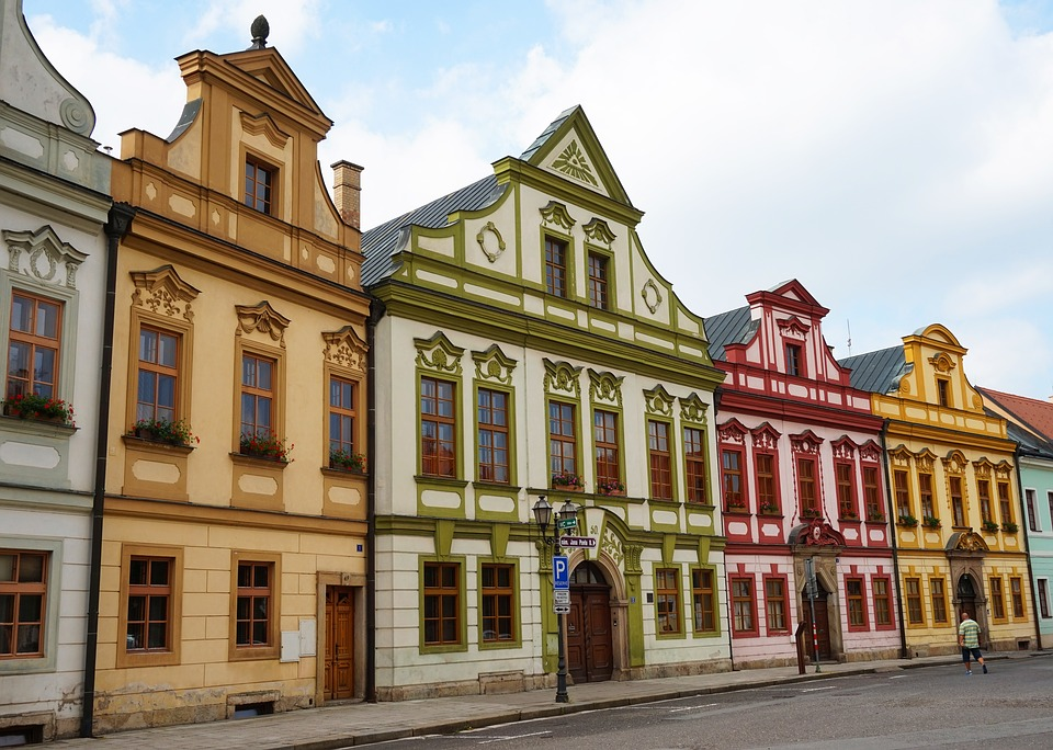 дома в стиле барокко