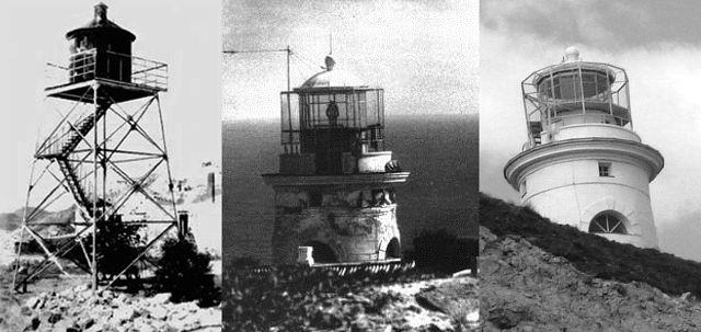 история маяка