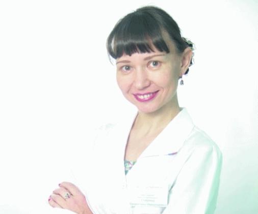 Валентина Николаевна Спирина