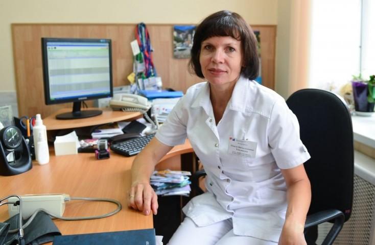 Ольга Вячеславовна Теплякова