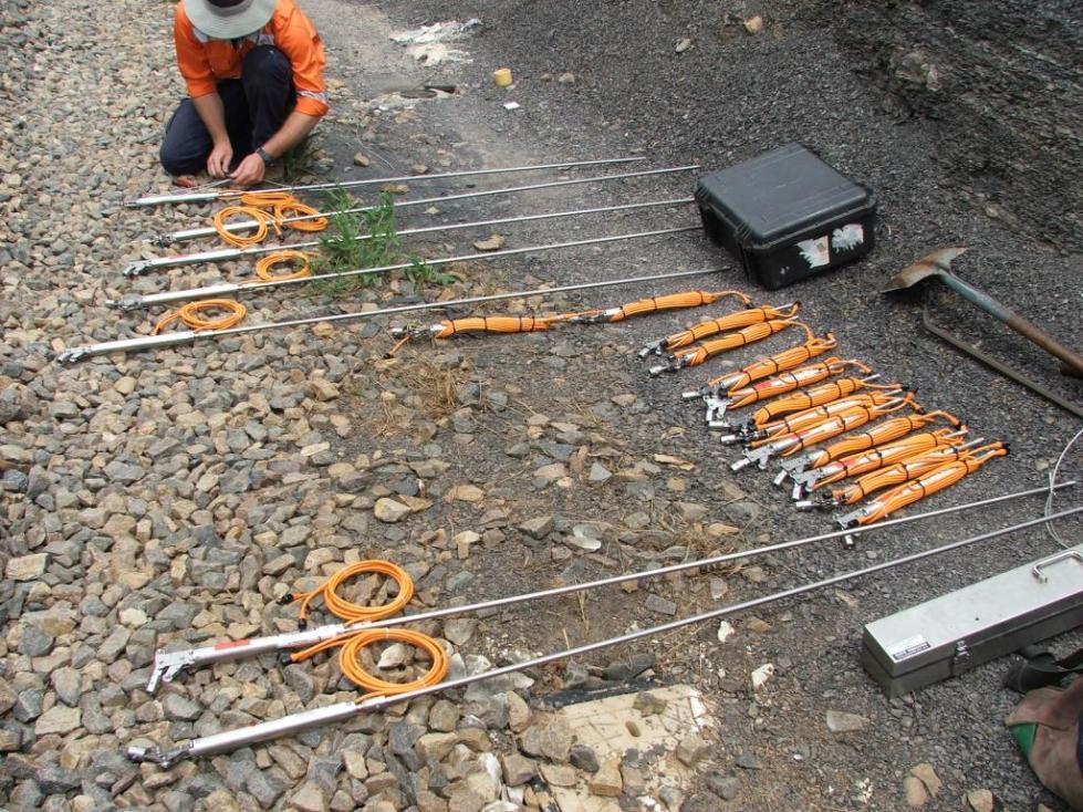Средства геотехнического мониторинга