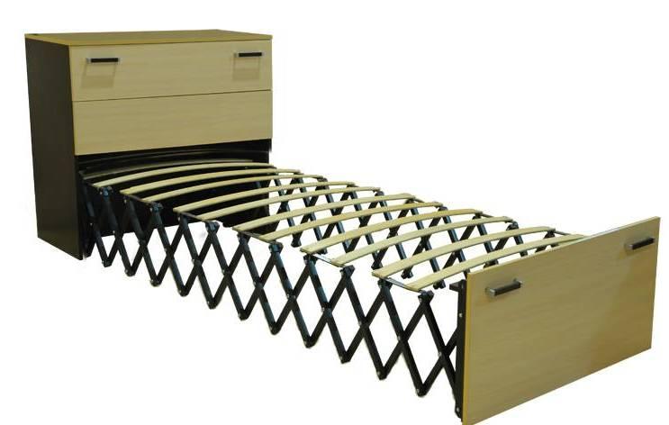 Основа для раскладной тумбы-кровати