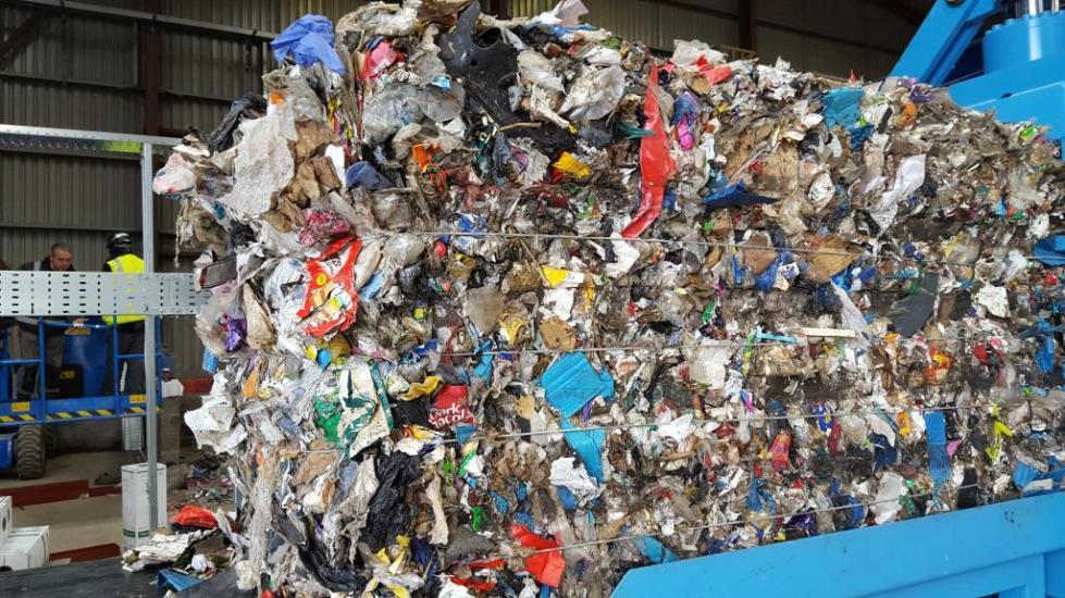 Груда мусора