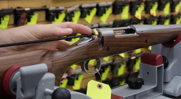 шомпол для чистки оружия
