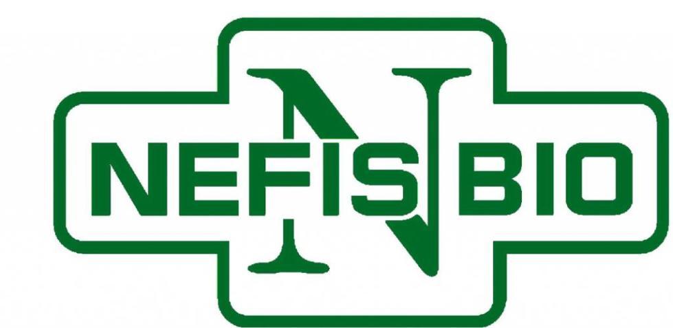 """Логотип """"Нэфис-Биопродукт"""""""