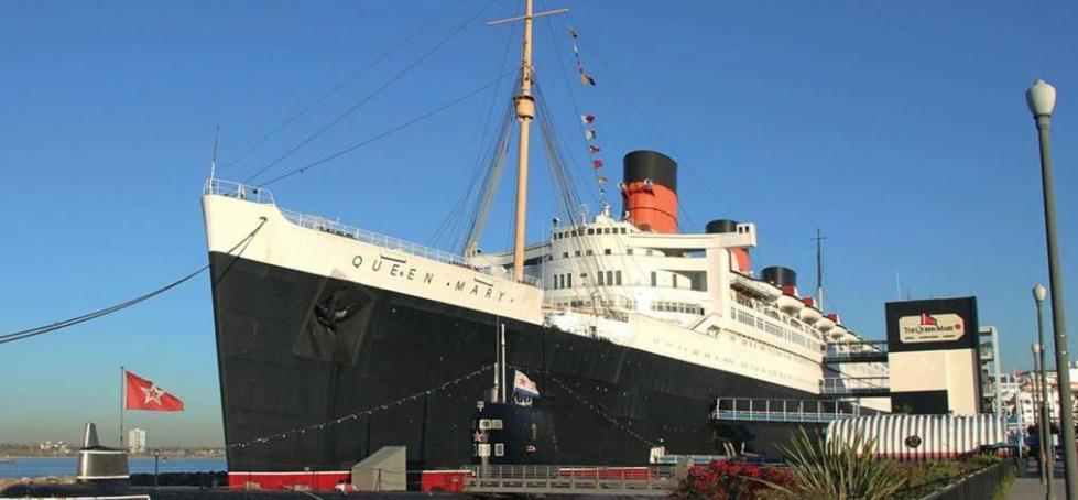 Отель на океанском лайнере