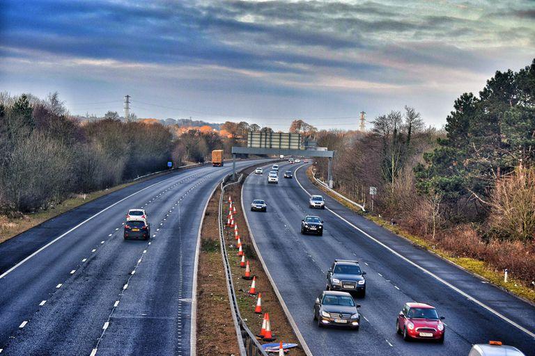 как выглядит шоссе