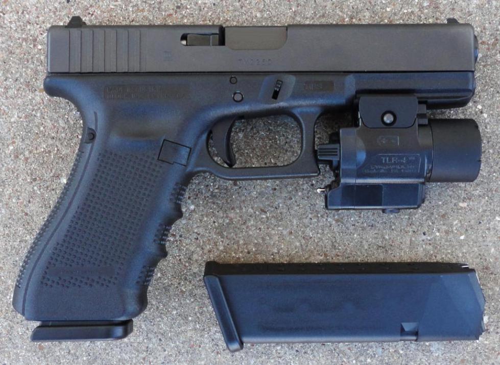 какой самый хороший пистолет