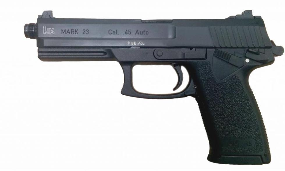 Heckler and Koch Mark 23