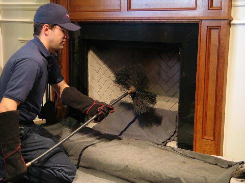 Как почистить дымоход котла