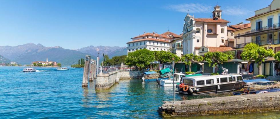 Стрезе в Италии