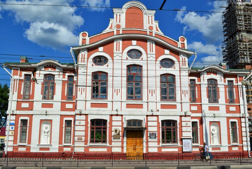 Музыкально-педагогический институт