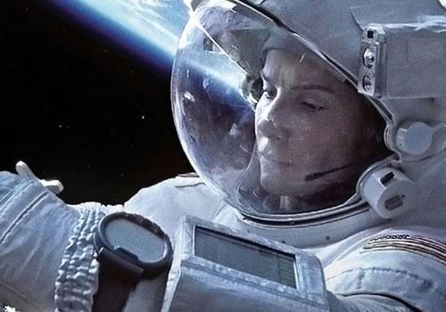 """""""Гравитация"""" - один из самых обсуждаемых фильмов"""