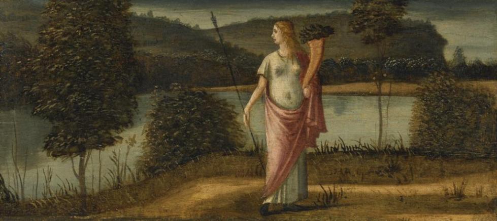 Витторе Карпаччо. Женская фигура