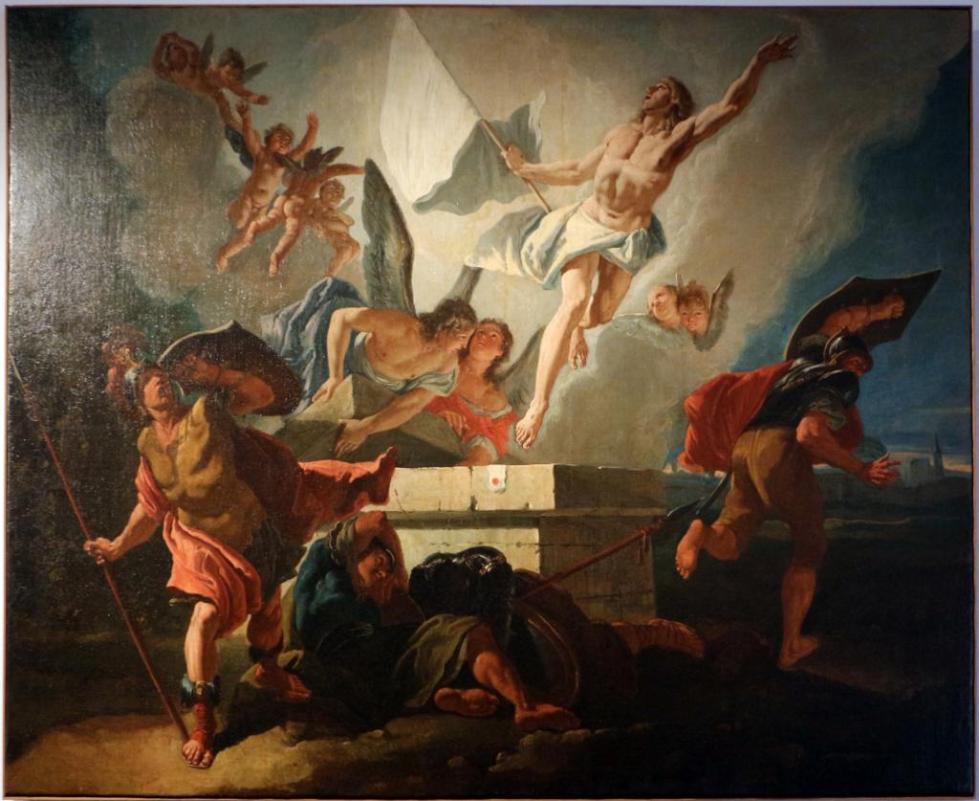 Франческо Фонтебассо. Воскресение