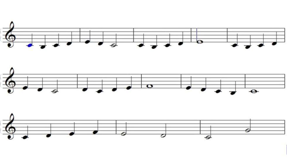 Как писать ноты