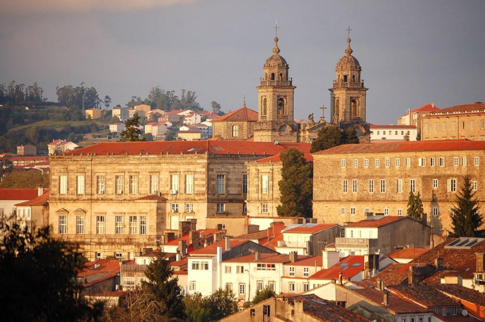 город на севере испании