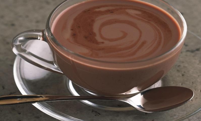 Шоколад с бренди