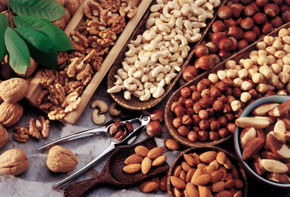 выпечка с орехами