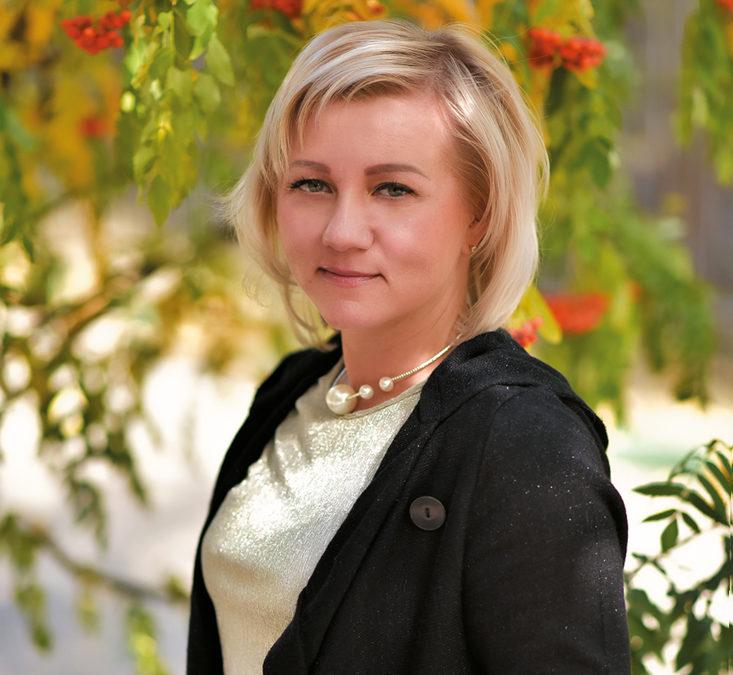 Татьяна Кушниренко.