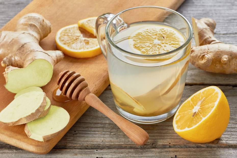 Как заварить имбирь с лимоном для похудения