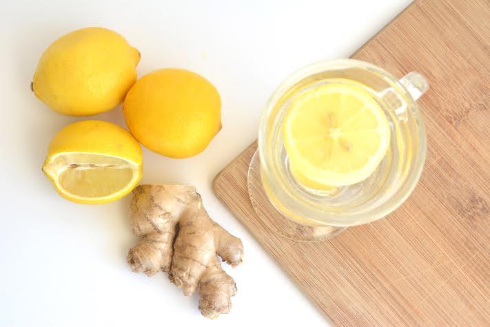 Как заварить имбирь с лимоном и медом